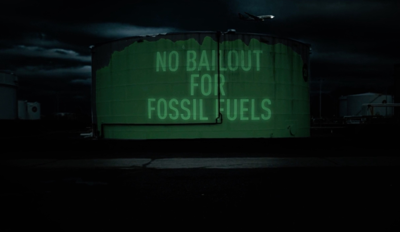 no bailout fossil fuels
